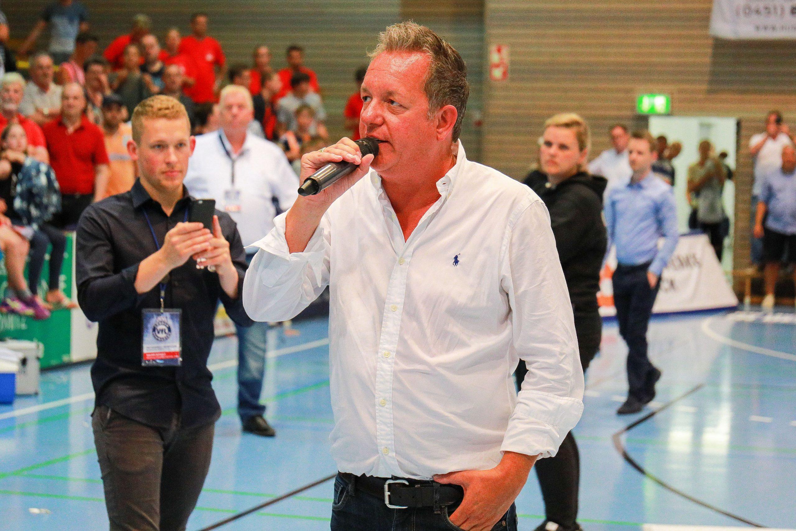 Michael Friedrichs war Geschäftsführer beim VfL Lübeck-Schwartau